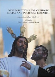 New Directions in Catholic Social and Political Research.