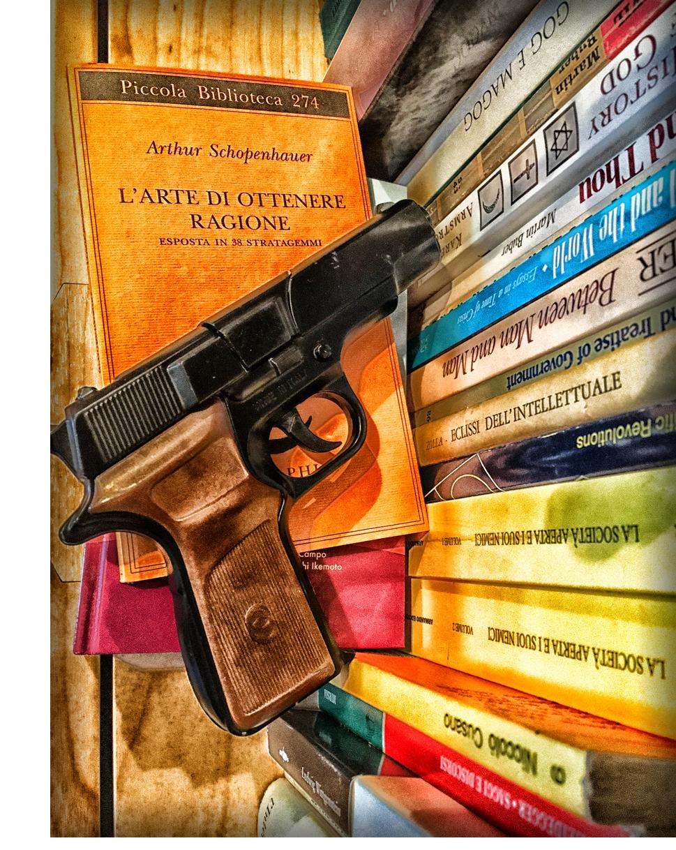 Gun Books Ad Triarios